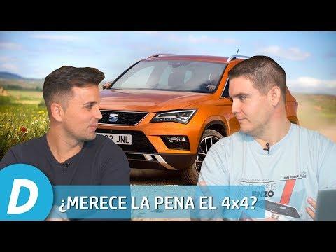 4x2 vs 4x4 ¿Merece la pena comprar un SUV con tracción total?   Diariomotor