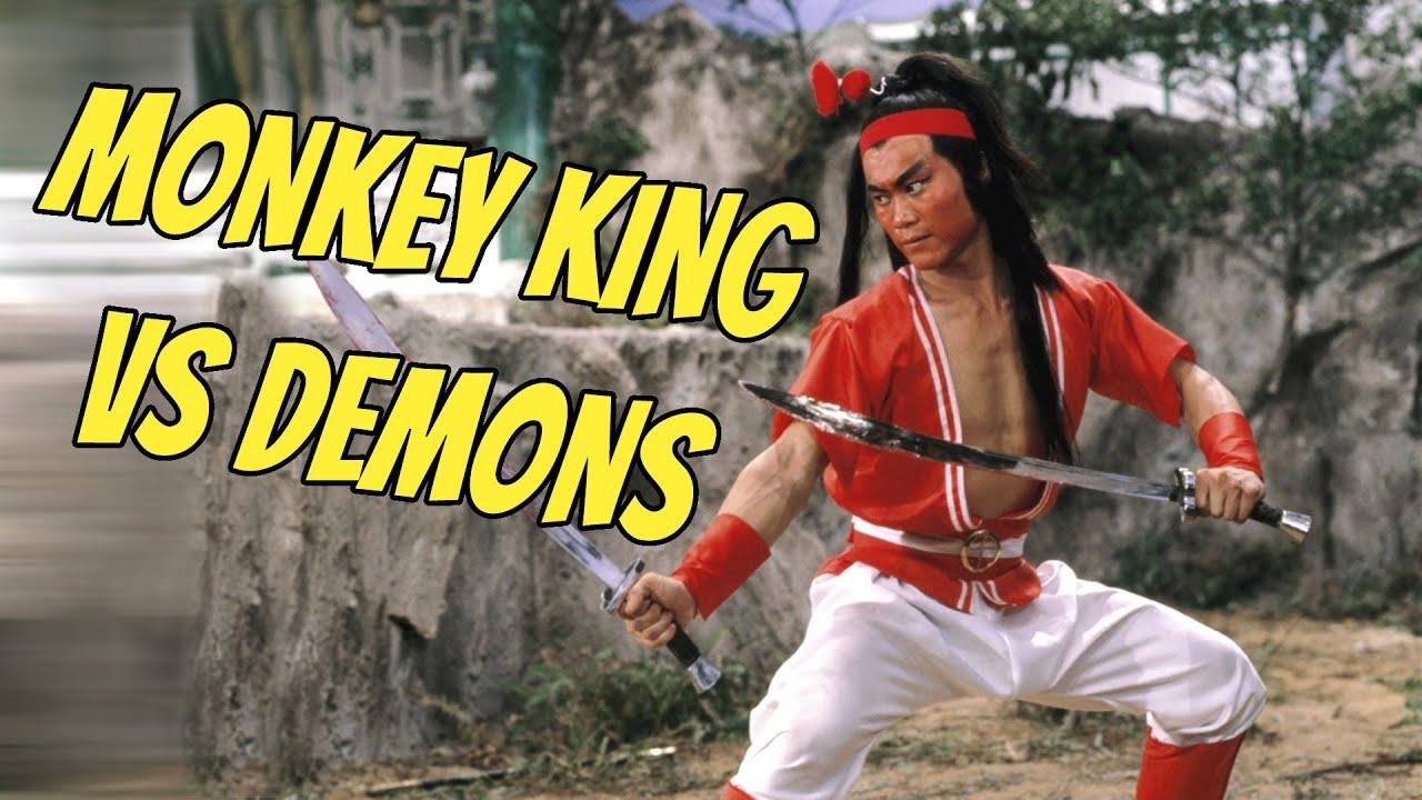 Wu Tang Collection - Monkey King  Vs  Demons (English Subtitled)