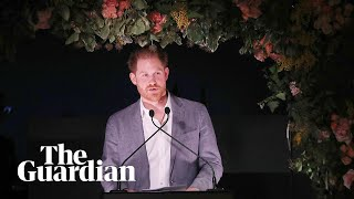 Prince Harry: Meghan and I had 'no other option' than to stand down as royals