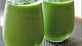 Rýchle efektívne chudnutie - Ako pripraviť smoothie-zelené nápoje a kokteily? Pozor na sacharidy! Thumbnail