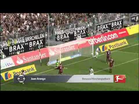 quality super specials exquisite design Juan Arango Amazing Goal 10.09.11