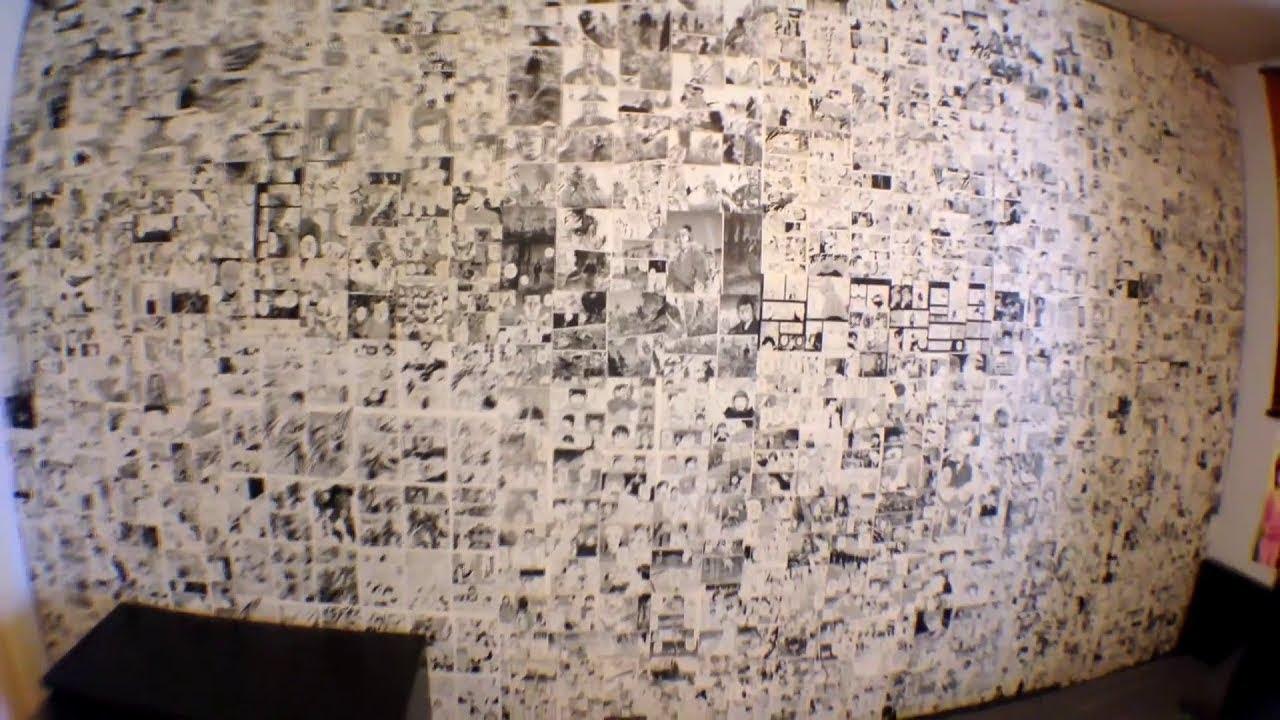 The Great Wall Of Manga Reuploaded Youtube