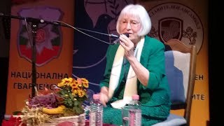 Маргрет Николова на 90 години (2018)