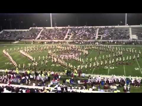 Bethune Cookman Marching Band 2012