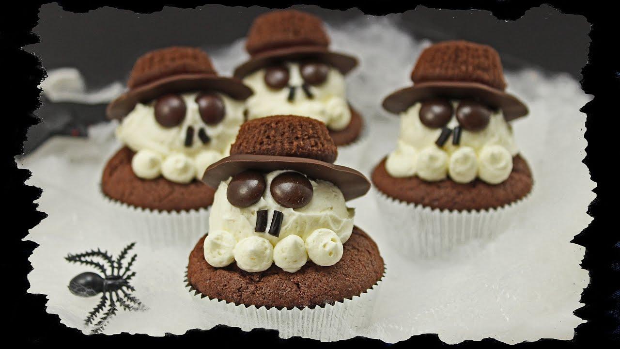Innenarchitektur Halloween Cupcakes Rezepte Foto Von