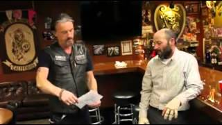 Sons of Anarchy S5- Behind the Scenes