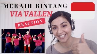 Via Vallen - Meraih Bintang -  Theme Song Asian Games 2018 - Reaction