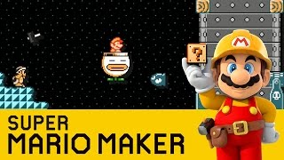 Super Mario Maker - Choo Choo Goes Home