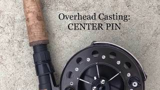 Correct way Step-by-Step Overhead Casting Center Pin
