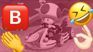 Mario Kart 8 🅱️eluxe