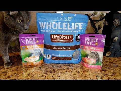 Review of Whole Life Pet Cat Food