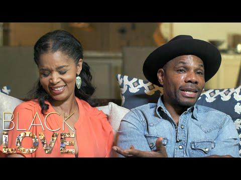 Donnie McClurkin - Watch! Kirk Franklin on Wife Tammy She Was More Traditional Than I Realize
