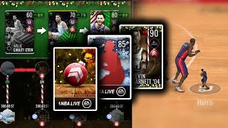 Winter Campaign Preview - Everything You Need to Know - Nba Live Mobile 19 Preview
