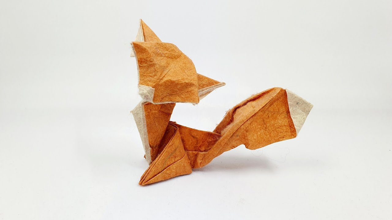 Wet Fold Origami by Hoang Tien Quyet | Creative Safari | 720x1280