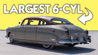 12 Largest Automotive 6 Cylinders In The History