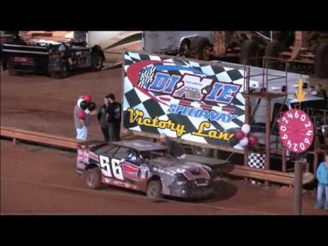 Dixie Speedway 9/12/15 Pony Stock Feature!