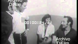 DiFilm - Transferencia de Hector Veira a Huracan (1970)