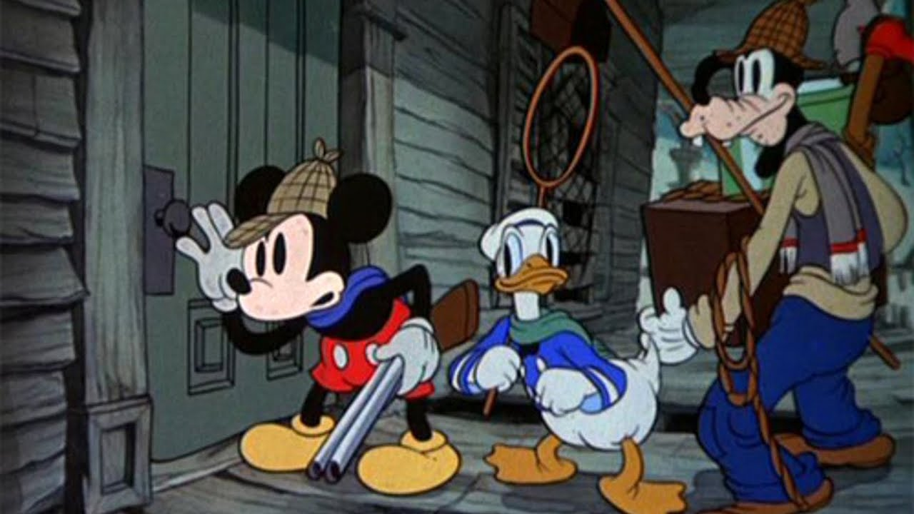 """Ep. 123 - """"Mickey Mouse: Lonesome Ghosts"""" Review - YouTube"""