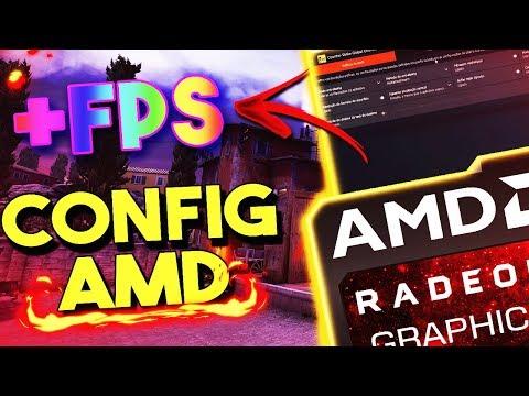 COMO CONFIGURAR PLACA DE VÍDEO AMD PARA MAIS FPS no CSGO!
