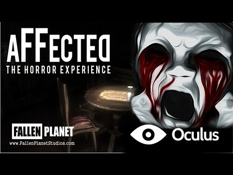 Oculus Rift - Horror Mansion A NEW REALITY