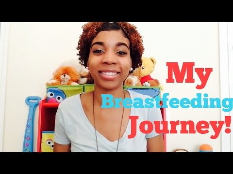 Mommy Monday #2: My Breastfeeding Journey & How long I plan to breastfeed my toddler! thumbnail