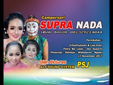 LIVE STREAMING//SUPRA NADA//DIAN PICTURES//ALS SOUND  // Live Plosorejo, Widodaren, Ngawi Jilid 2
