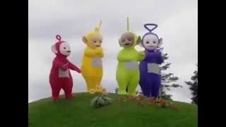 Teletubisie Po Polsku - Zabawny Mix dla Dzieci DOBRA JAKOŚĆ (Pełny odcinek)