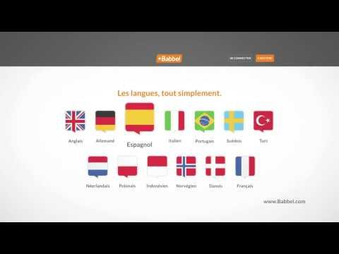 Pub Babbel   Apprendre une langue 2014   2 1280x720 1