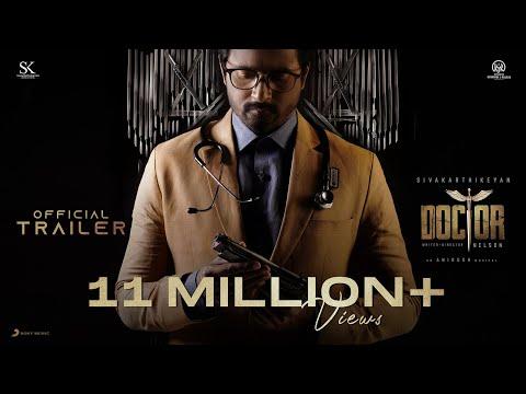 DOCTOR - Official Trailer | Sivakarthikeyan | Nelson Dilipkumar | Anirudh | Vinay | Yogi Babu