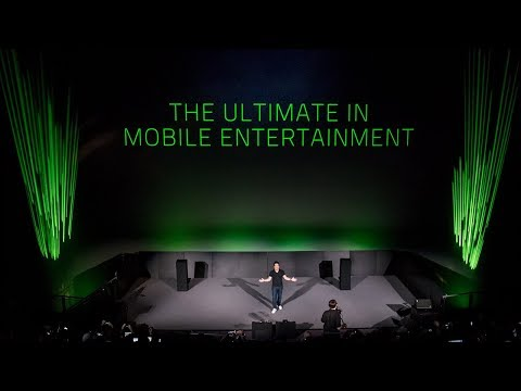 Razer Keynote in London