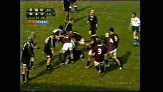 ラグビー「早稲田大学 vs NZU」ワセダが勝利!