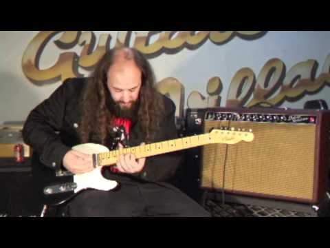 Fender 2011 Closet Classic Pine Telecaster Pro