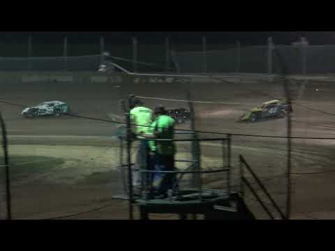 Moler Raceway Park | 8/24/18 | Ike Moler Memorial | Cohen Recycling Sport Mods | Heat 3