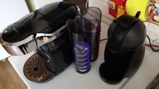 обзор/ Капсульная кофемашина /  Nescafe или Tassimo???