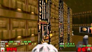 "[Doom 2] Doom Core Map01 ""Stratos one"" -SHIT DEMO-"