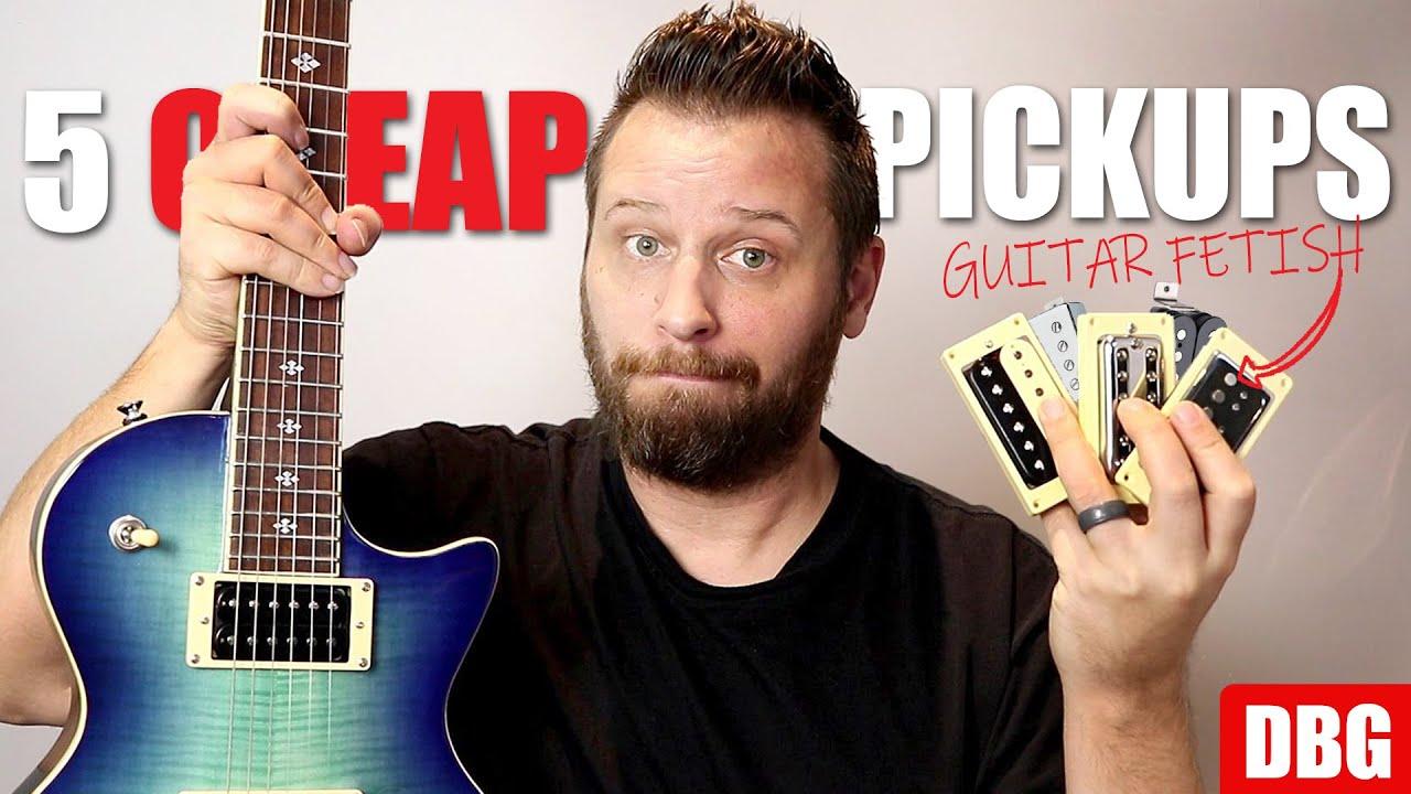 Guitar Fetish Pickups