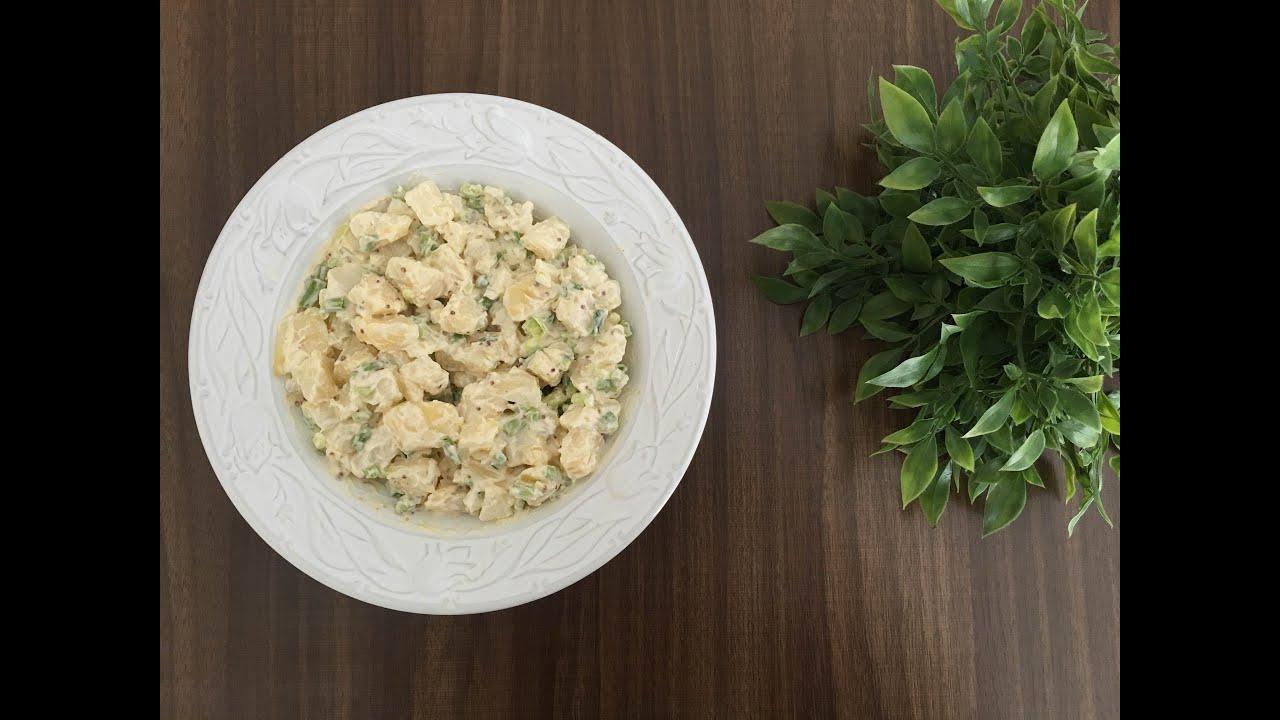 Hardallı Patates Salatası Tarifi – Salata Tarifleri
