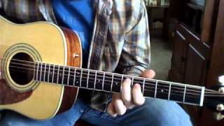 How to Play Chattahoochee by Alan Jackson