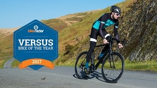 Road Bike Of The Year - Rim-Brake Race Bikes - Canyon Ultimate Vs. Basso Venta