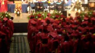 McLean High School Graduation - 2009