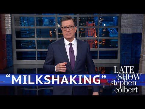 The Drive-By Milkshaking Of Nigel Farage