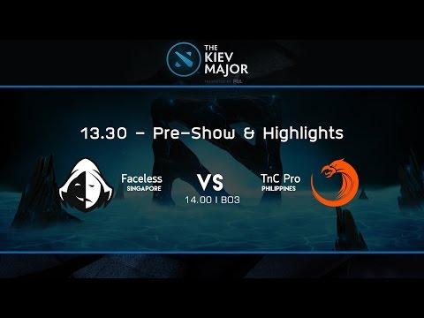 The Kiev Major 2017 : Main Event Day 2 - TnC vs Faceless - [Thai Caster]