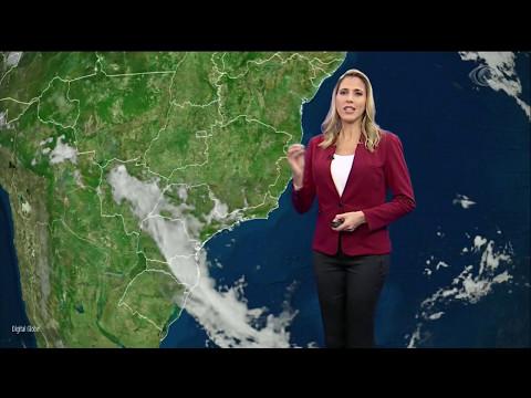 São Paulo pode ter chuva forte nesta sexta-feira