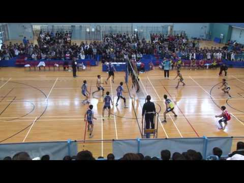 Jing Ying Volleyball Tournament Finals