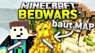 STURMI BAUT BEDWARS MAP - Minecraft BEDWARS #124