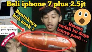 UNBOXING IPHONE 7 PLUS ORI TERMURAH !!! 2019 worth it?