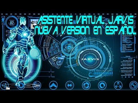 Descargar e Instalar Nuevo Asistente Virtual Jarvis Version En Español