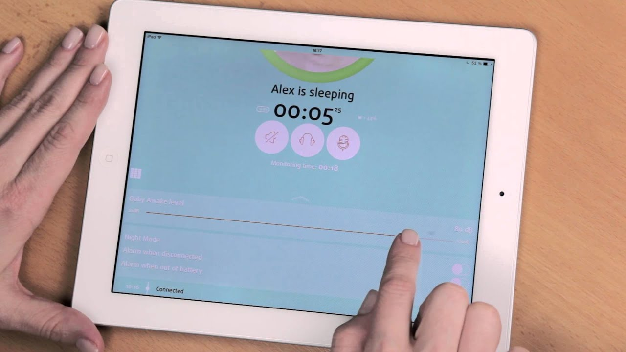 Annie Baby Monitor The Most Reliable Baby Monitoring App
