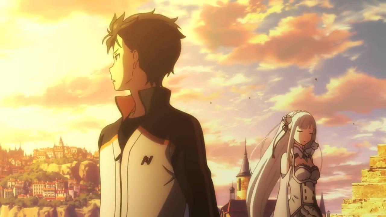 Kết quả hình ảnh cho Re:Zero kara Hajimeru Isekai Seikatsu anime