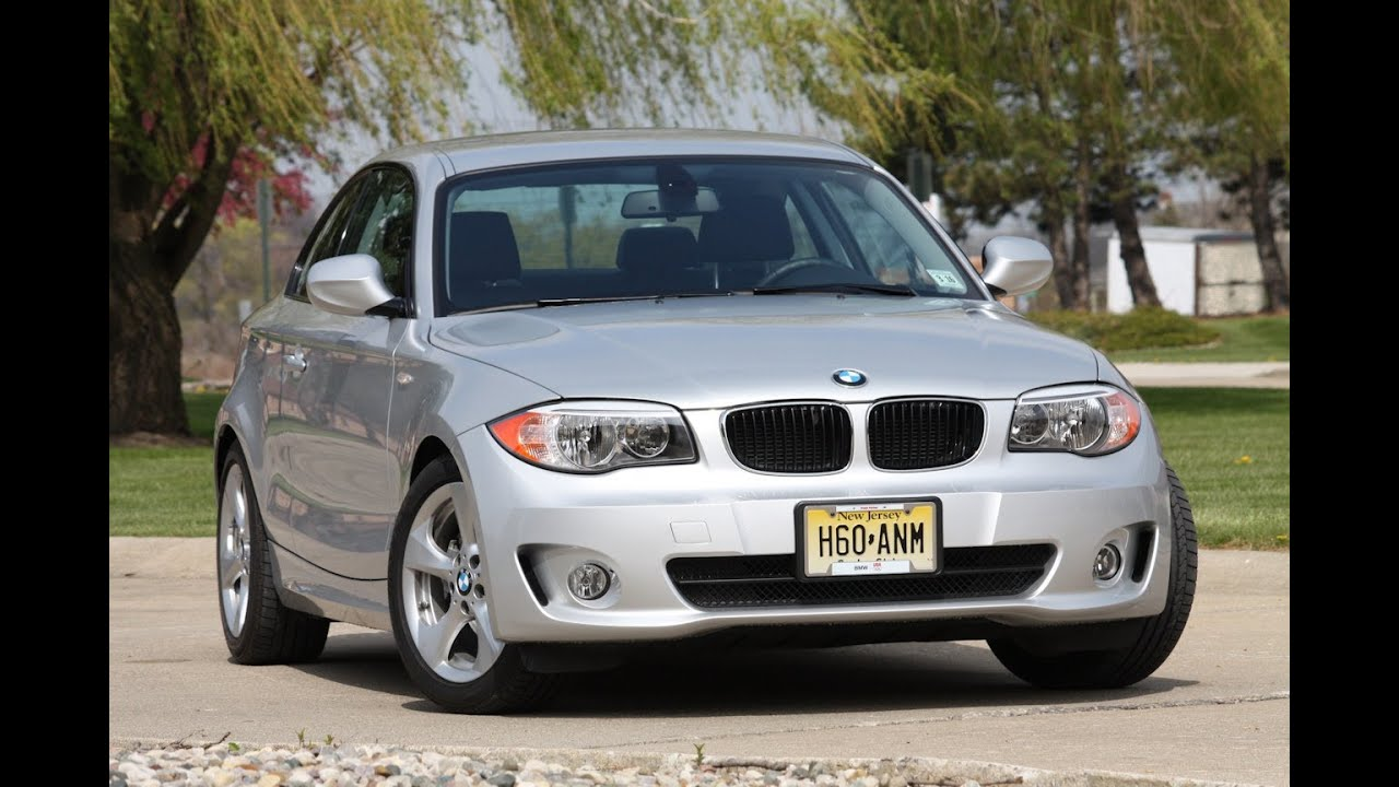 2012 BMW 128i Review by Automotive Trends  YouTube